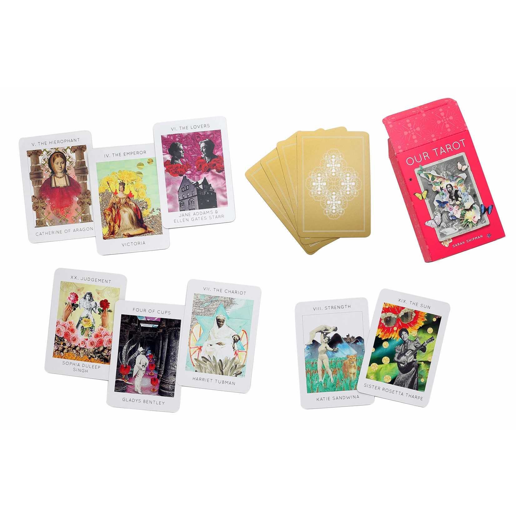 Our Tarot: Deck and Guidebook