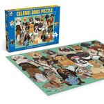 Celebri Dogs Puzzle