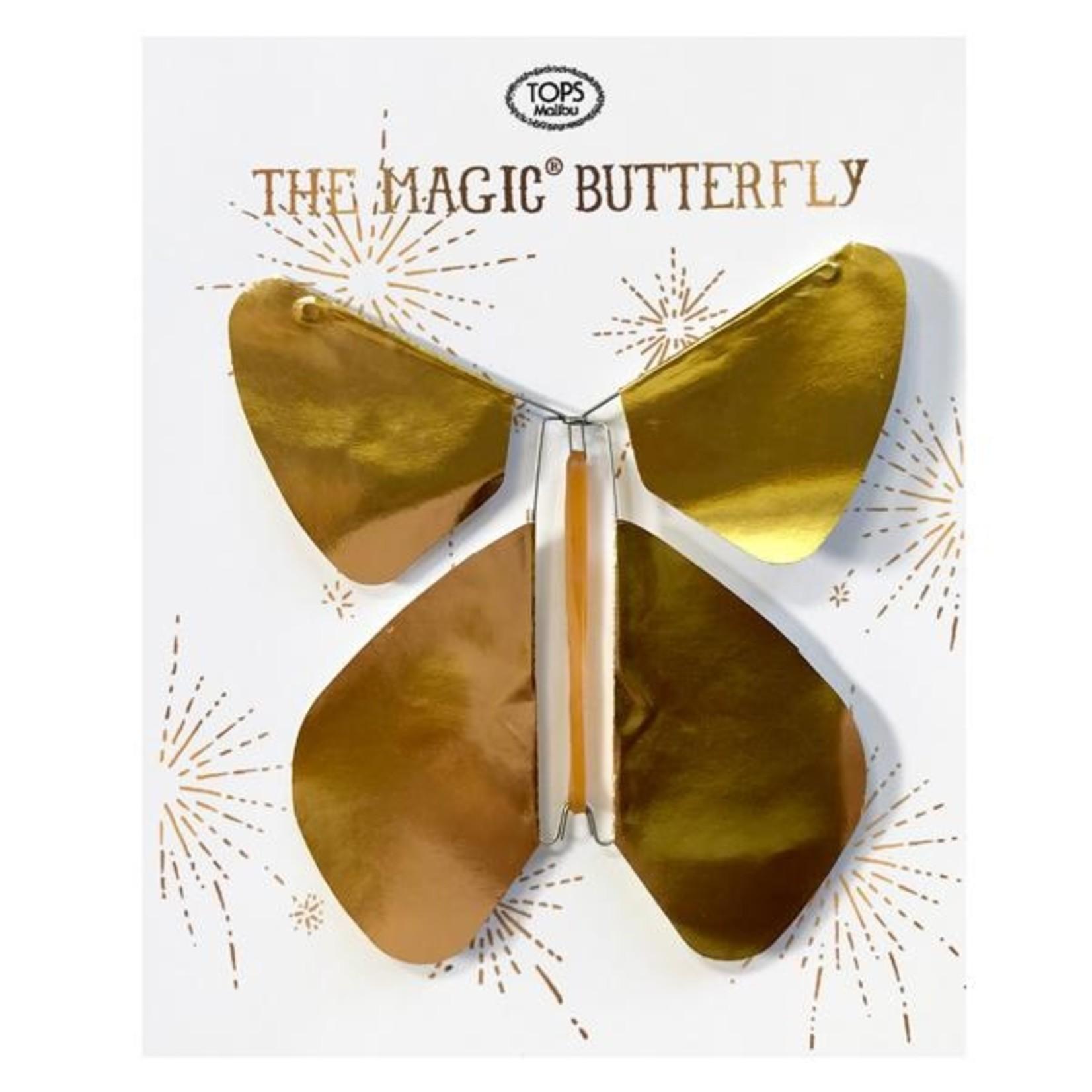 Metallic Magic Butterfly