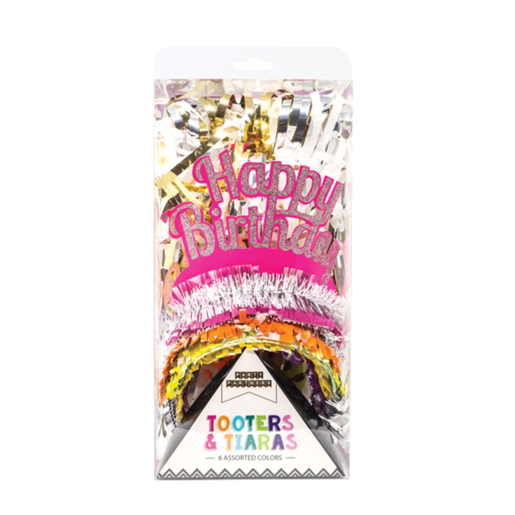 Party Partners Design Tooters and Tiaras