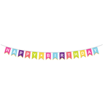 Bold & Bright Birthday Banner
