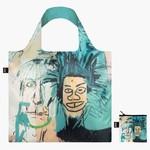 Loqi Bag: Basquait Warhol