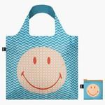 Loqi Bag: Smiley Geometric
