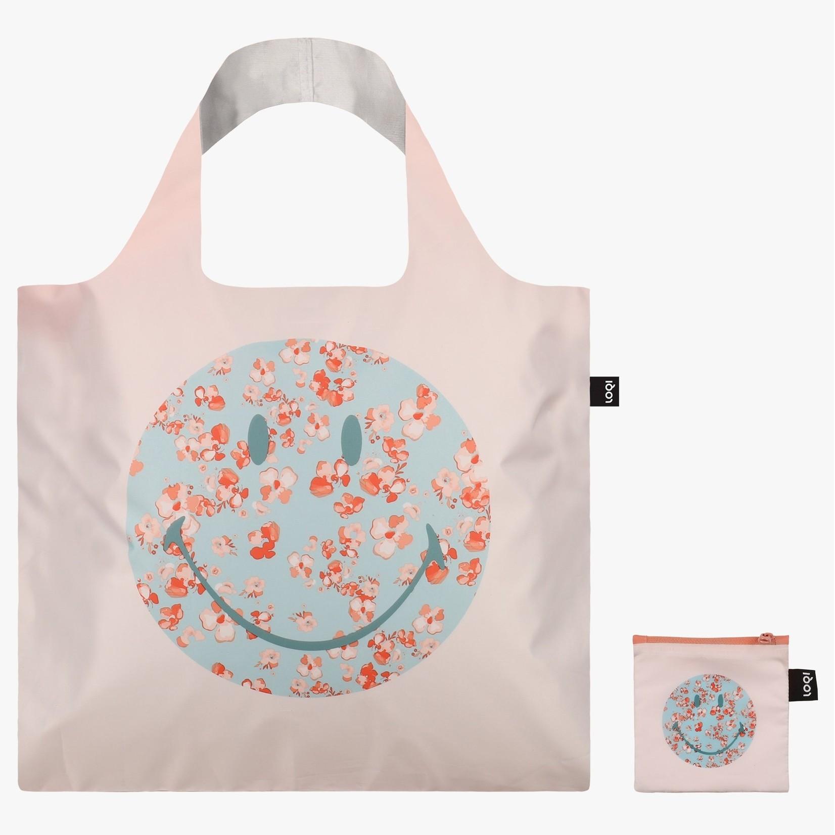 Loqi Bag: Smiley Blossom
