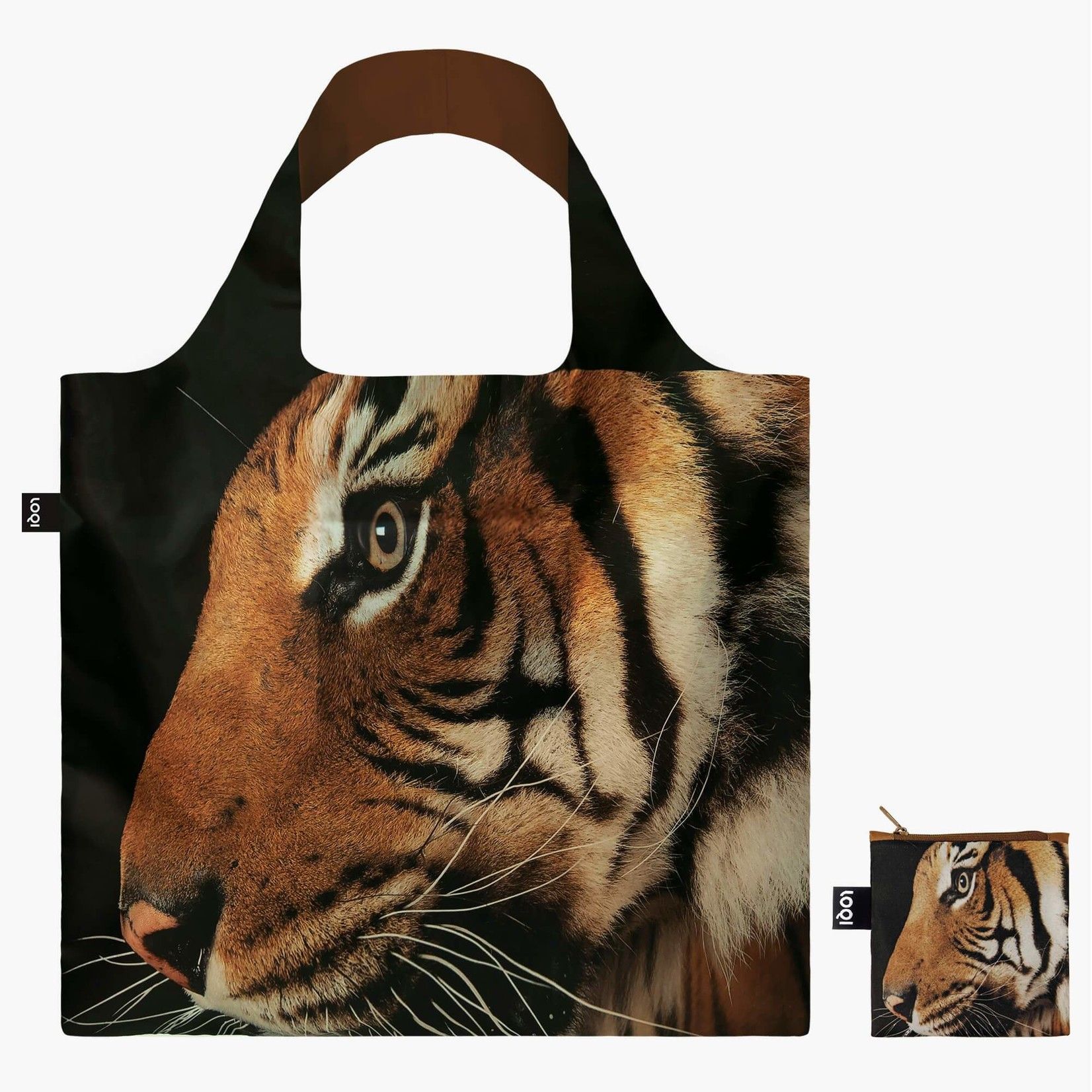 Loqi Bag: Tiger
