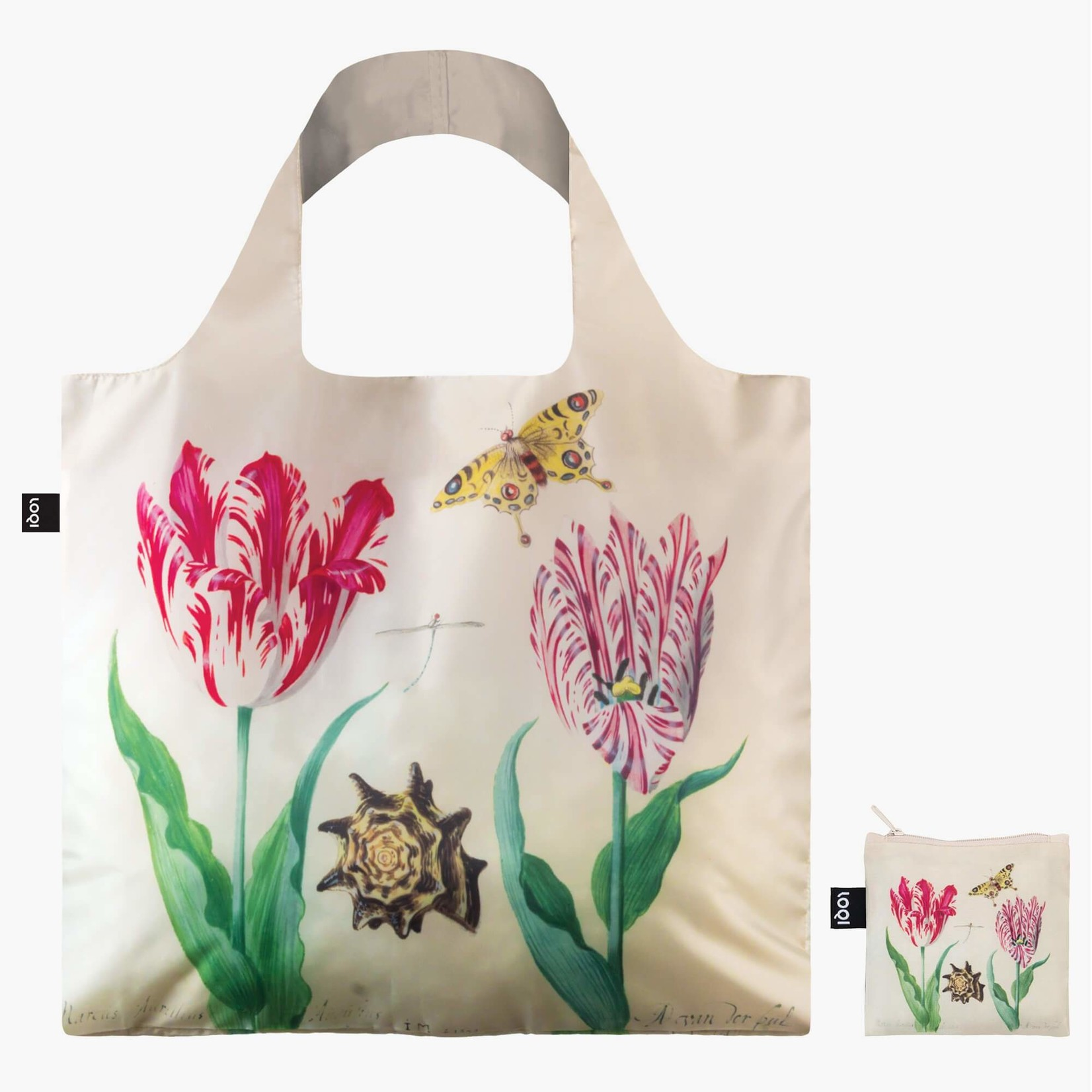 Loqi Bag: Two Tulips