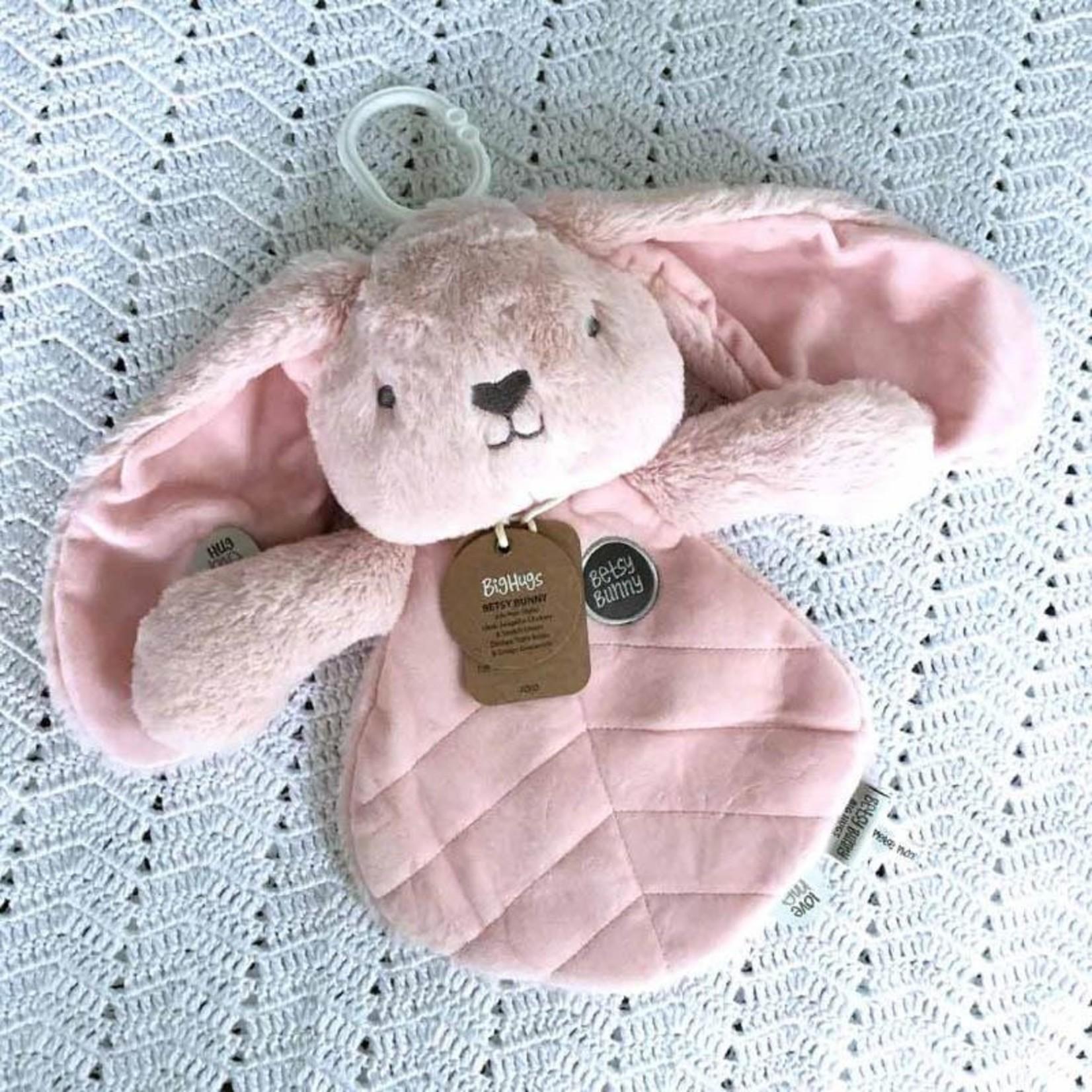 Betsy Bunny Baby Toy