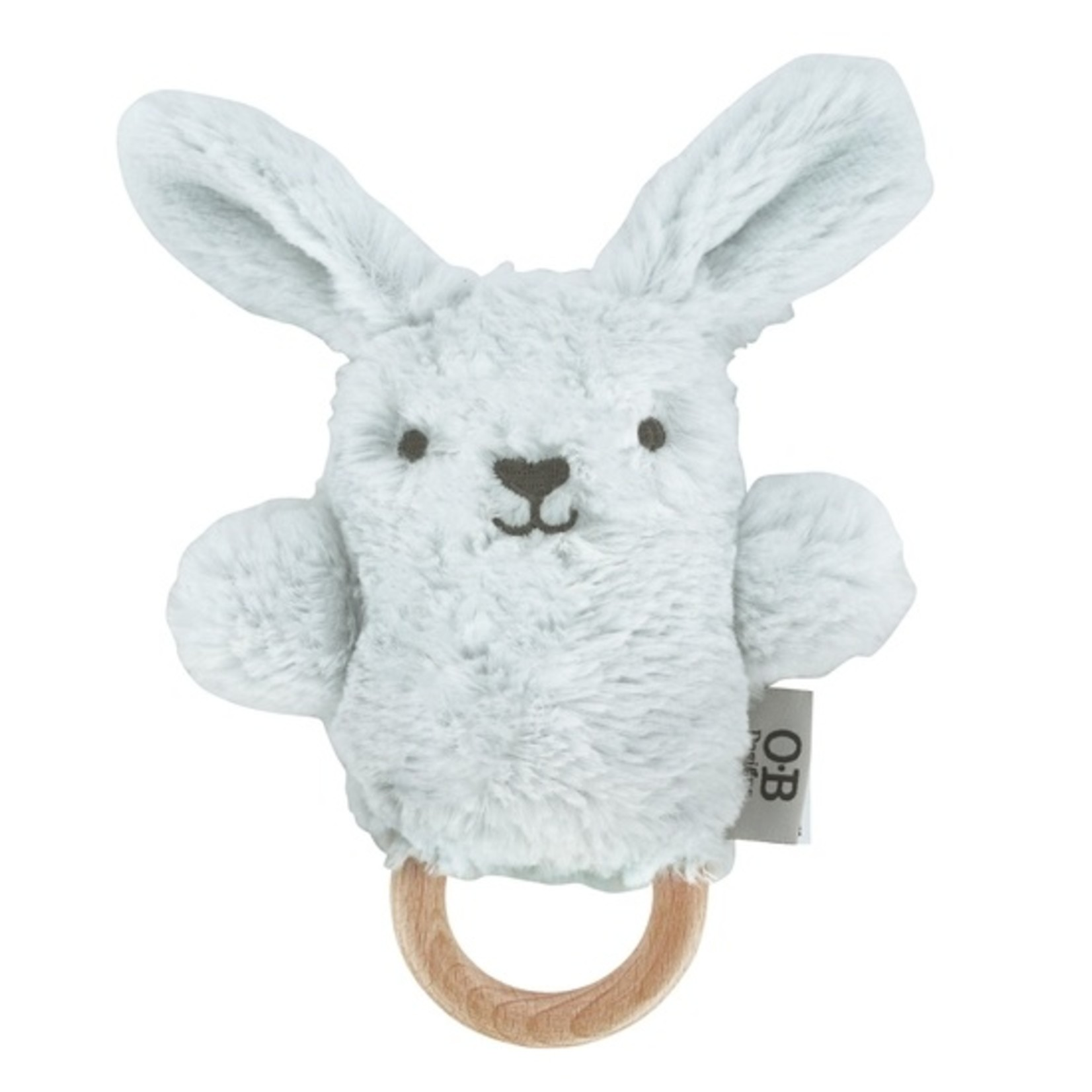 Baxter Bunny Wooden Baby Teether