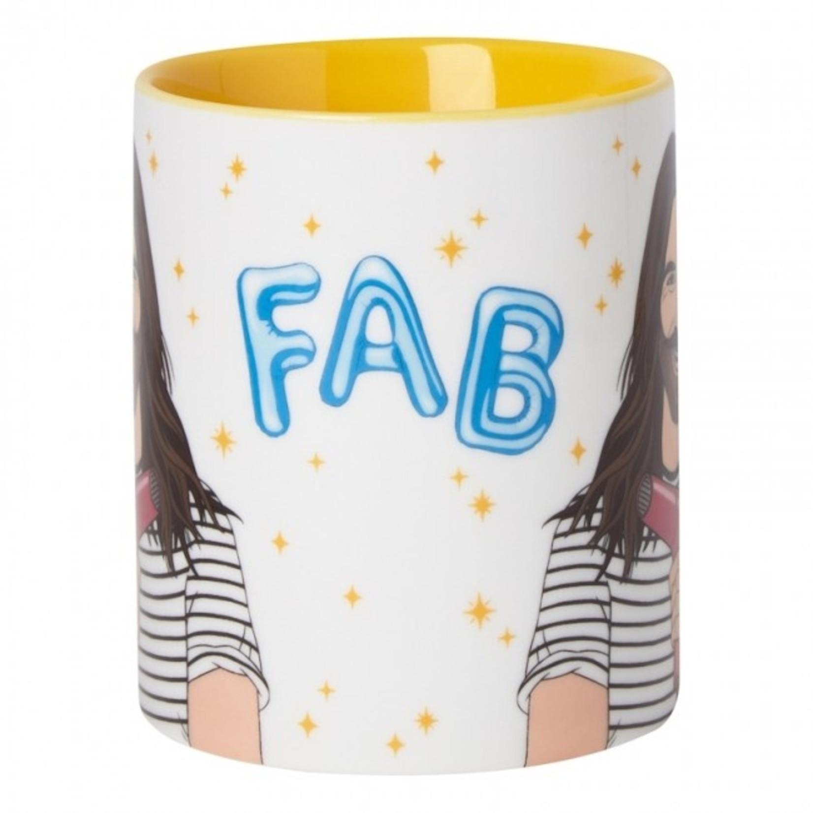 The Found JVN Fab Mug