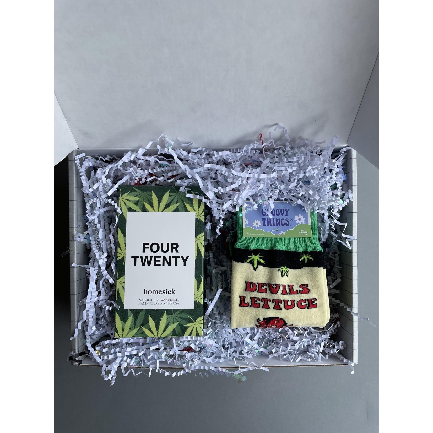 Exit9 Gift Emporium Pot Pop Box