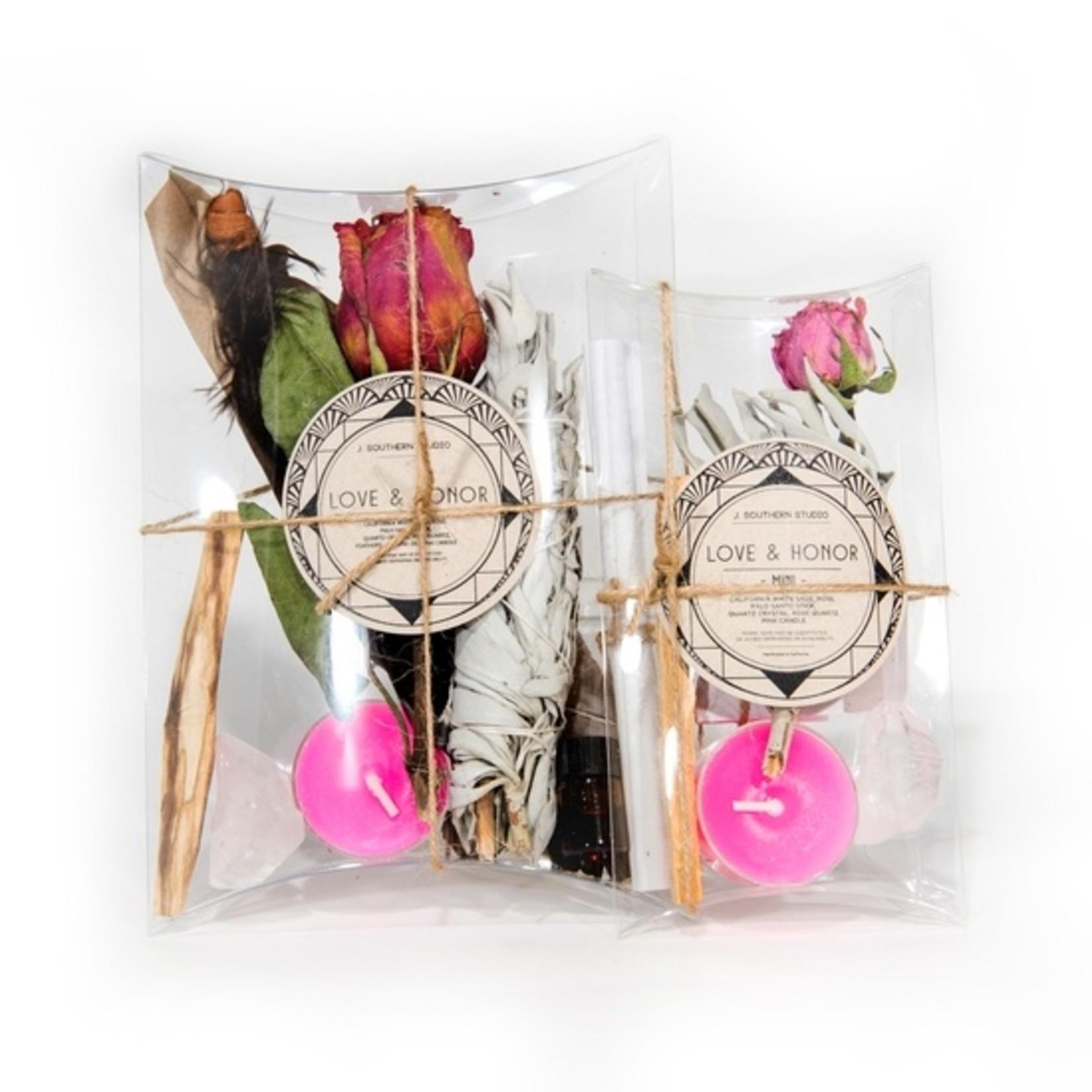 Love and Honor Ritual Kit