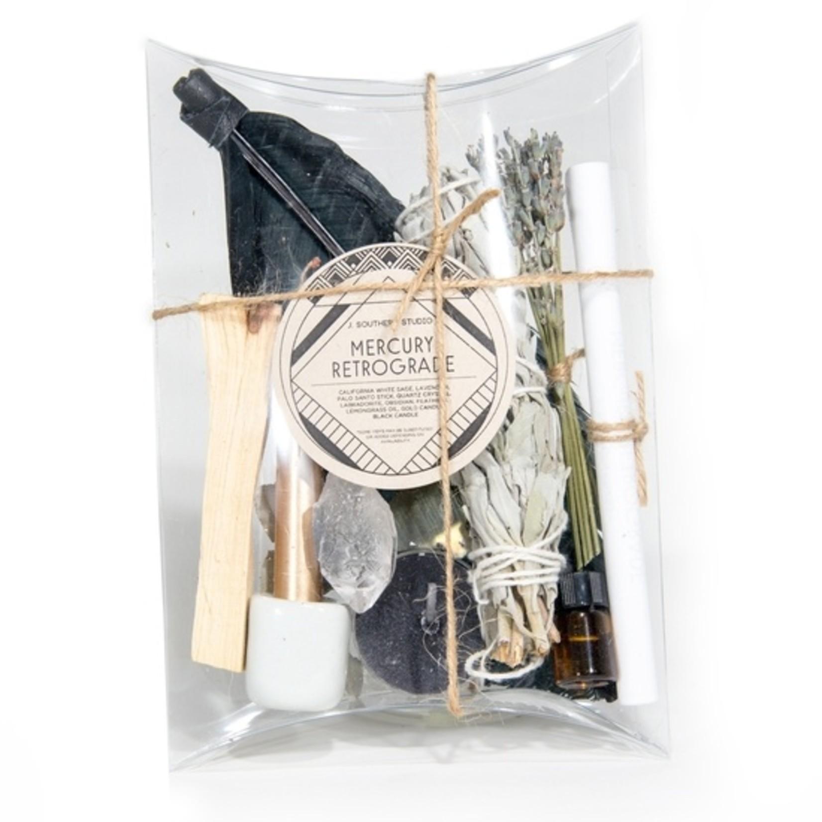 Mercury Retrograde Ritual Kit
