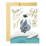 Graduation Card: Make A Splash