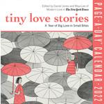 Workman Publishing Tiny Love Stories Boxed Calendar 2022