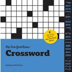 Workman Publishing New York Times Crossword Puzzle Boxed Calendar 2022