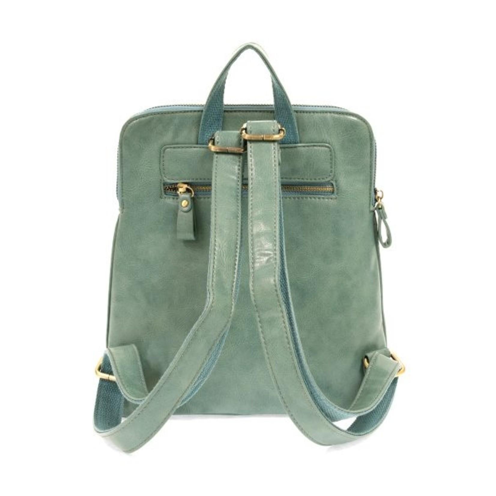 Joy Accessories Julia Mini Backpack in Seafoam