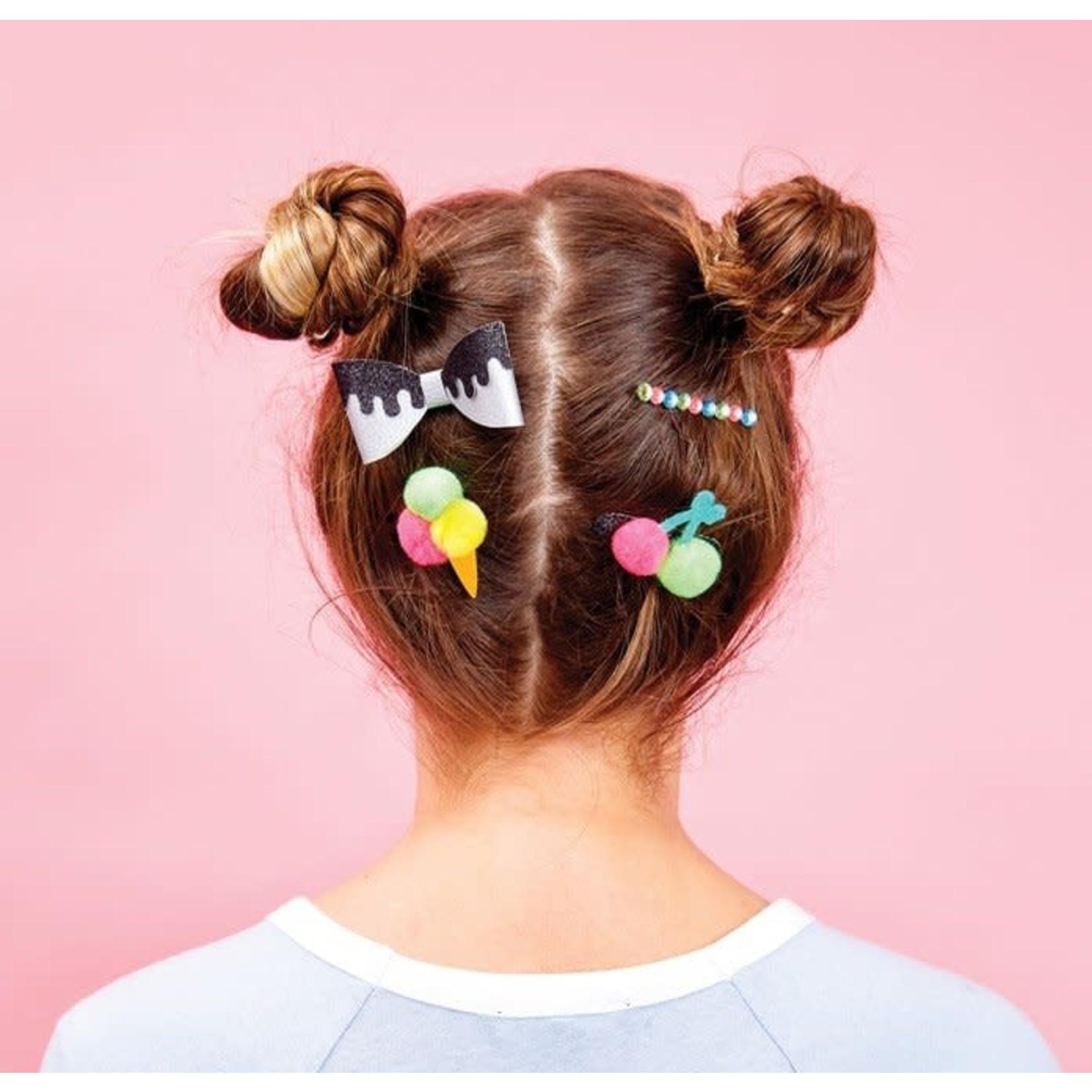 Klutz DIY Barrettes & Bows & Hair Ties