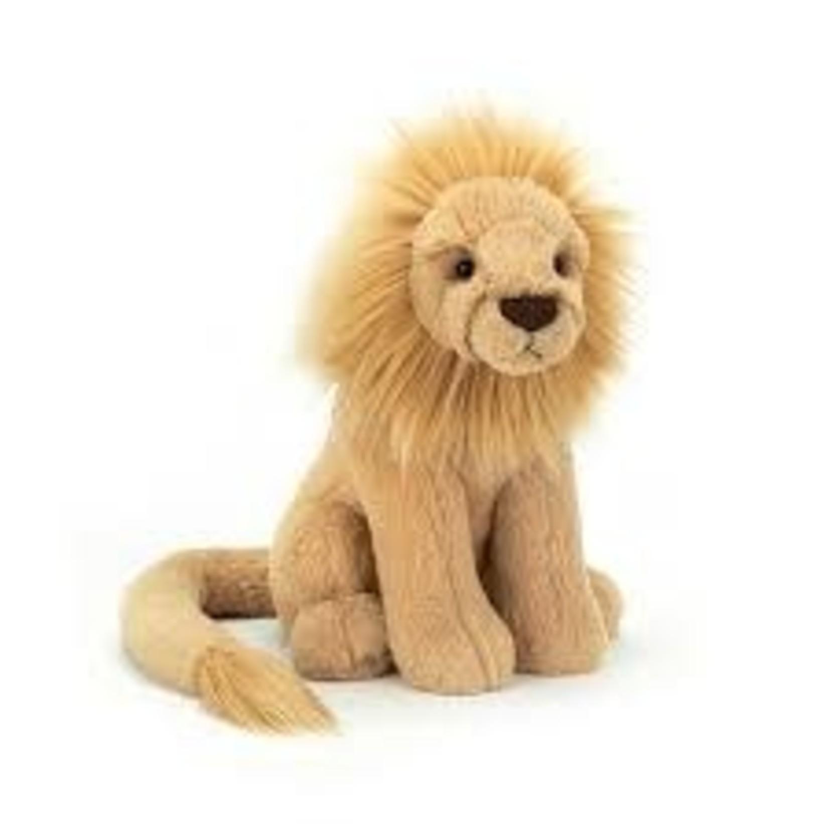 Jellycat Leonardo Lion (disc)