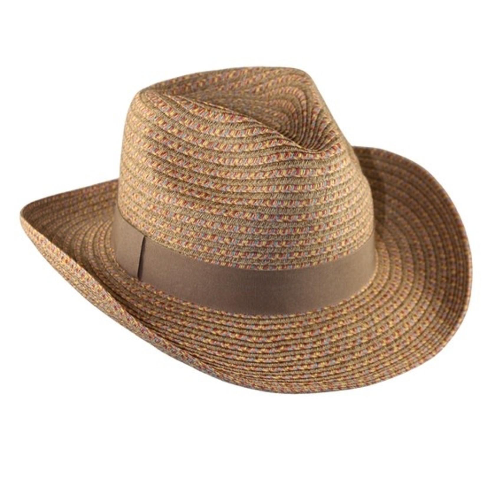 Yellow Two Tone Cowboy Hat
