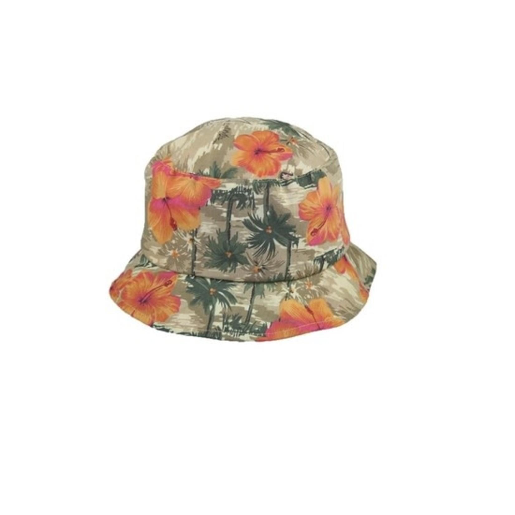 Kids Hawaiian Bucket Hat