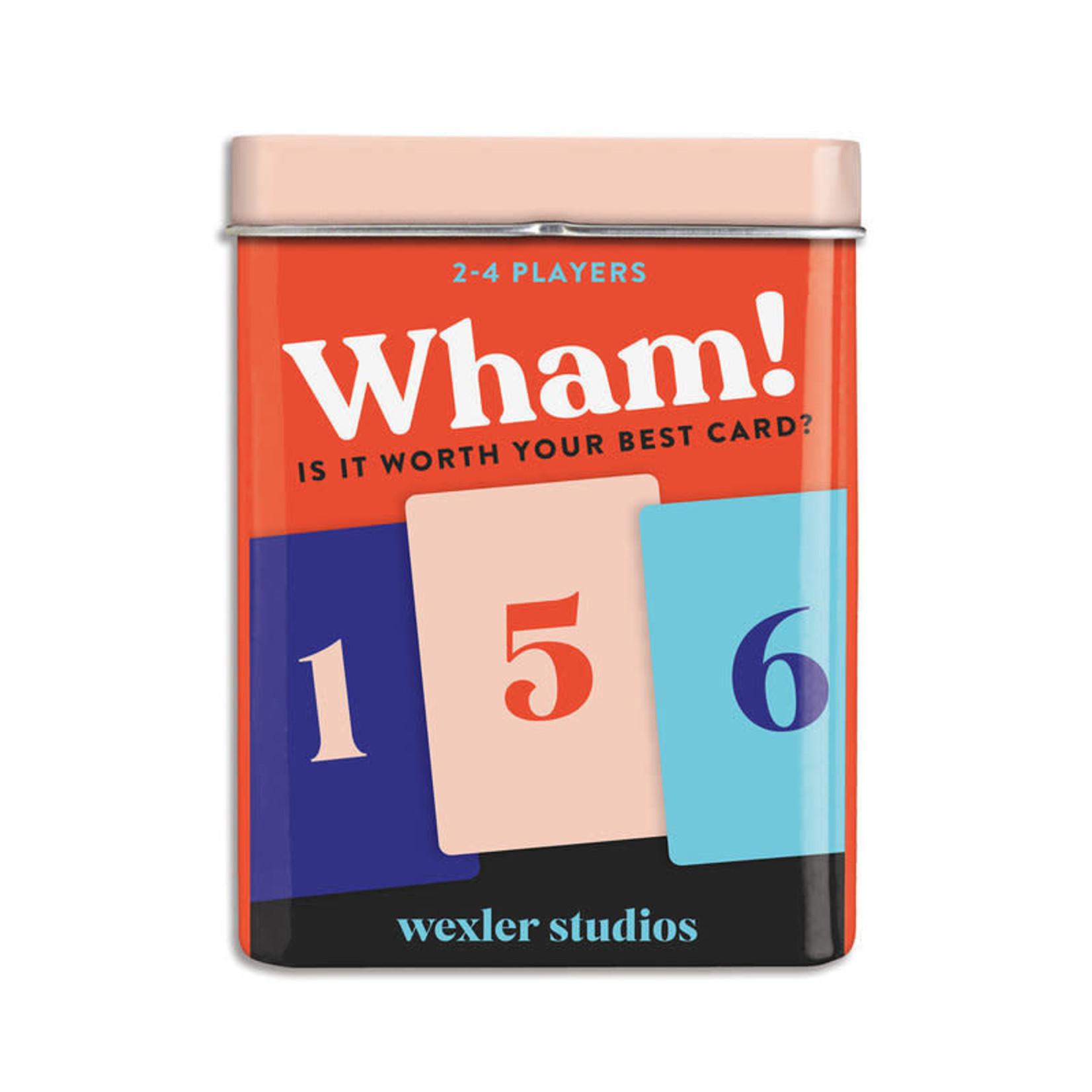 Wham! Card Game