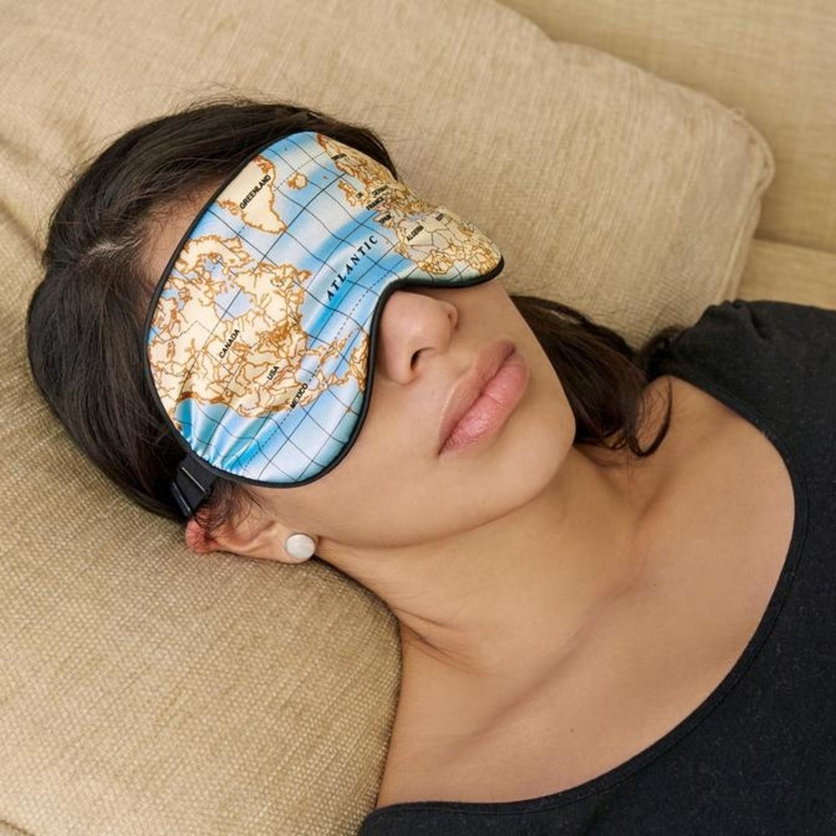 Maps Ultra Soft Sleep Mask