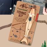 Kikkerland Huckleberry Fishing Kit