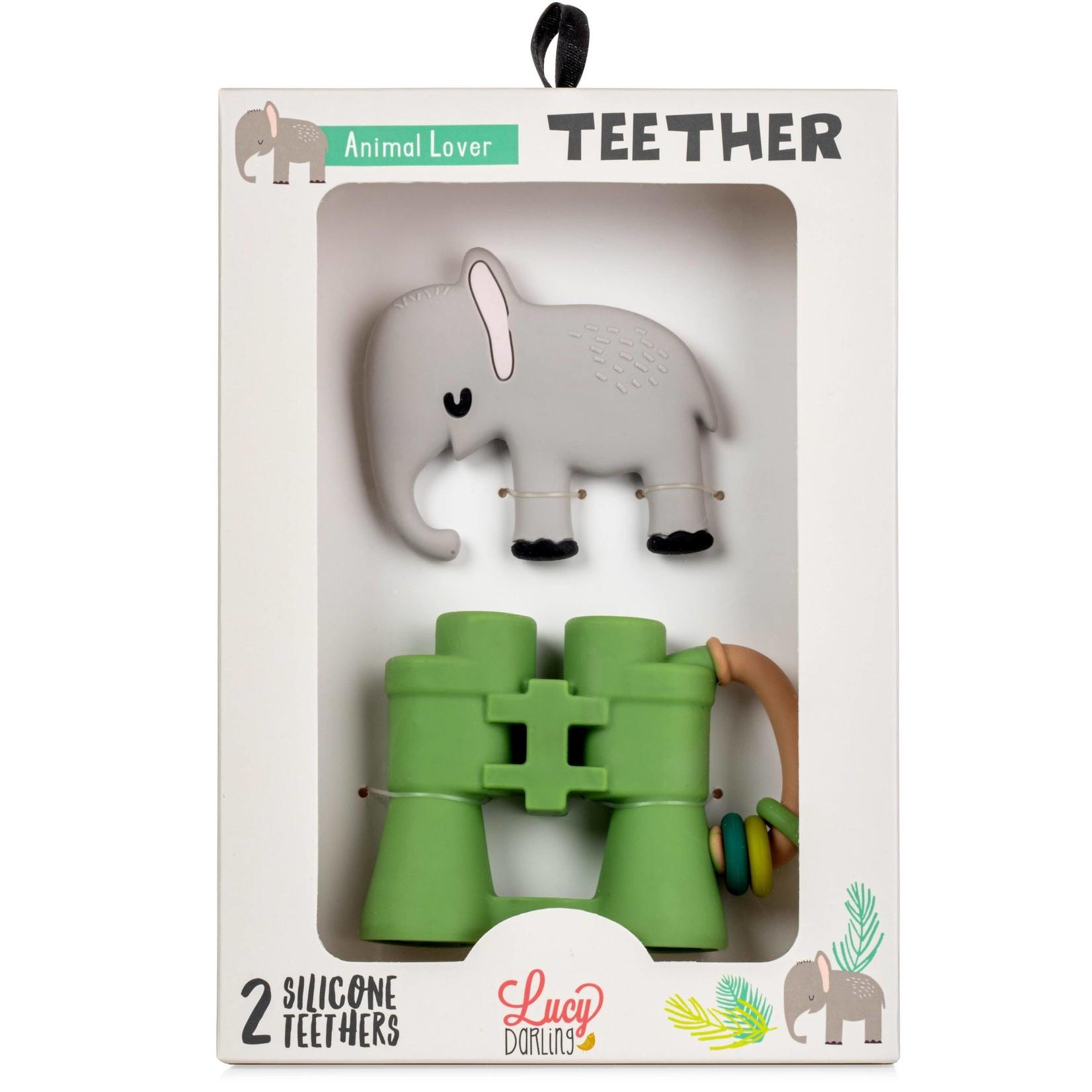Animal Lover Teether