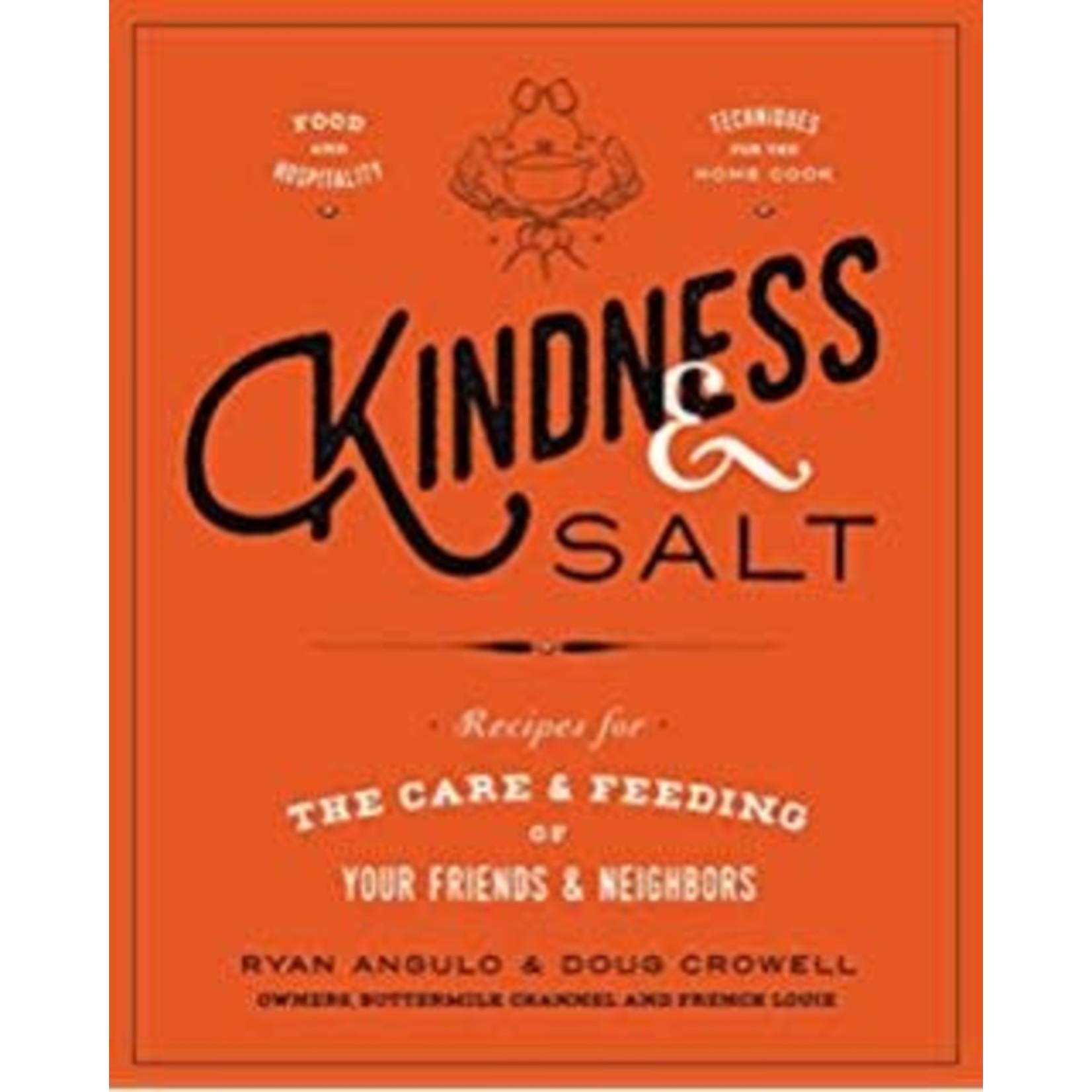 Kindness and Salt
