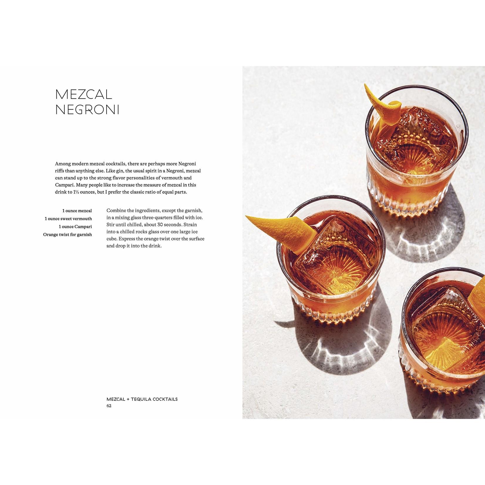 Penguin Random House Mezcal and Tequila Cocktails