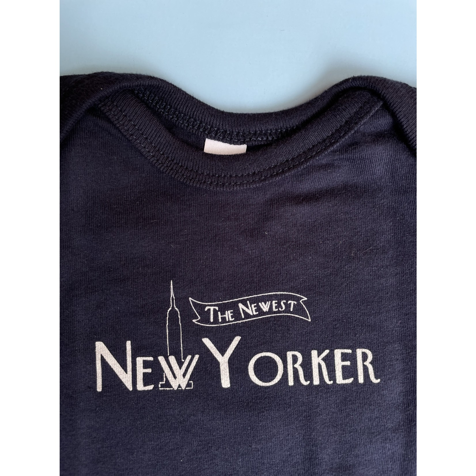 Exit9 Gift Emporium Newest New Yorker Onesie