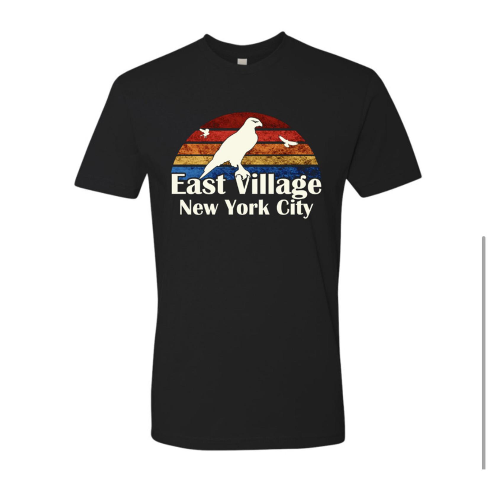 East Village Hawk T-Shirt