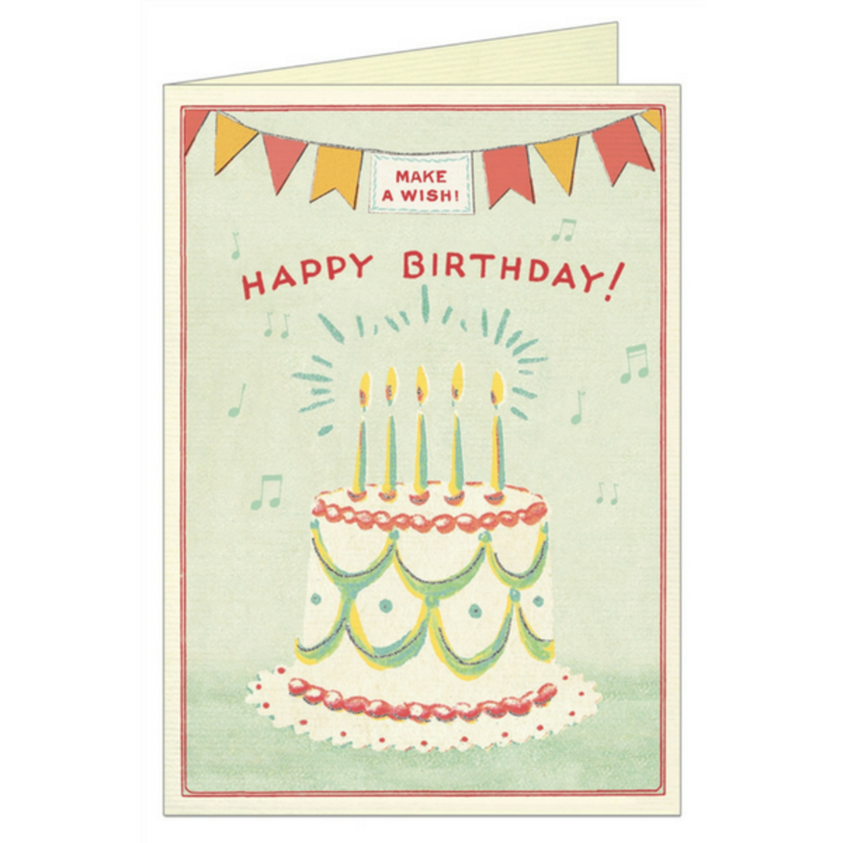 Birthday Card: Make a Wish