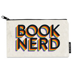 """Out Of Print """"Book Nerd"""" Pouch"""