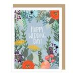Wedding Card: Happy Wedding Day!