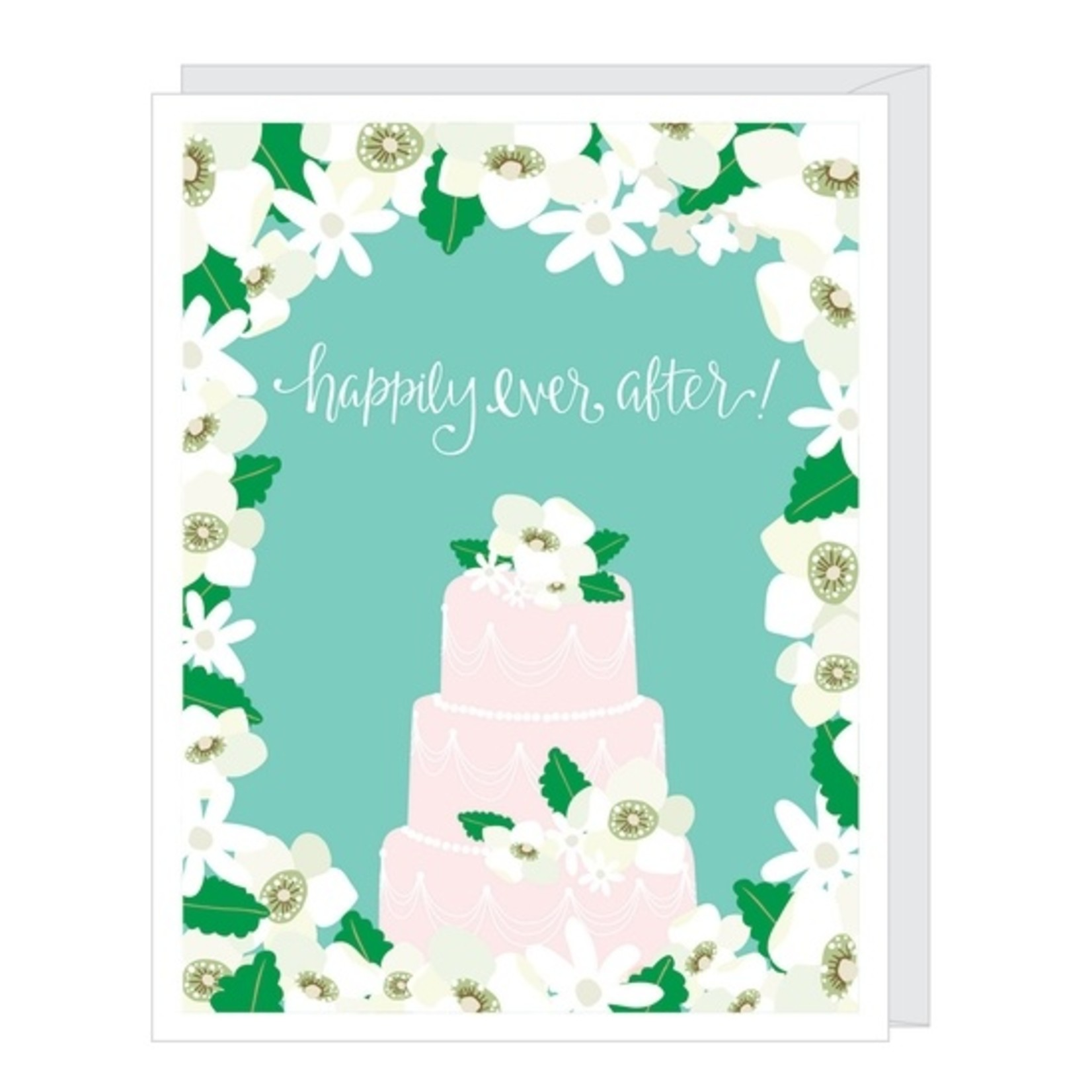 Wedding Card: Happy Ever After!