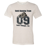 Exit9 Gift Emporium Sloth Racing Team T-shirt in East Village