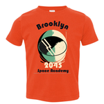 Exit9 Gift Emporium Space Academy T-shirt in Brooklyn