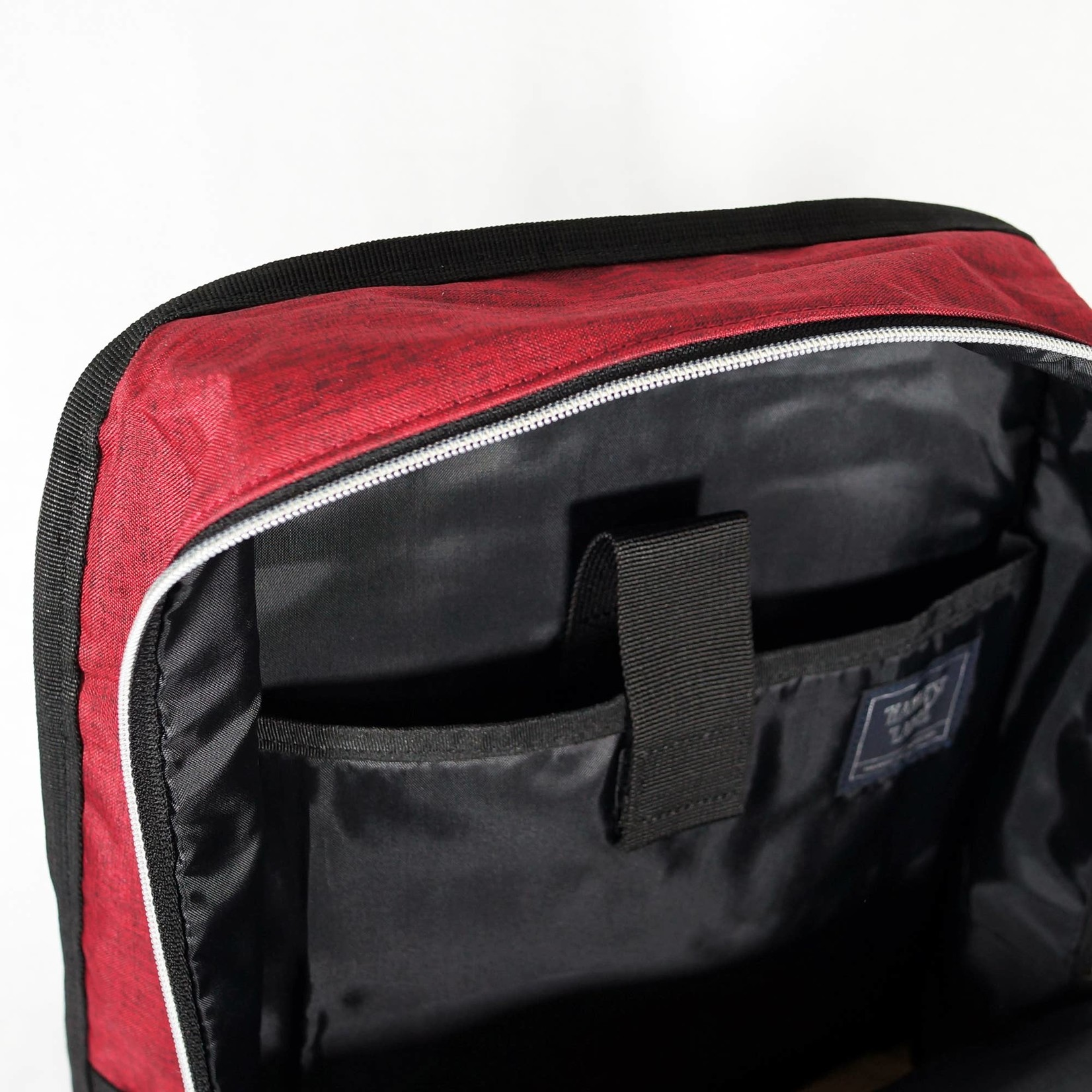 Industry Backpack in Red