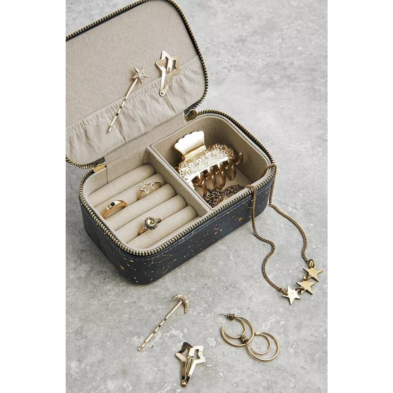 Celestial Mini Jewelry Box