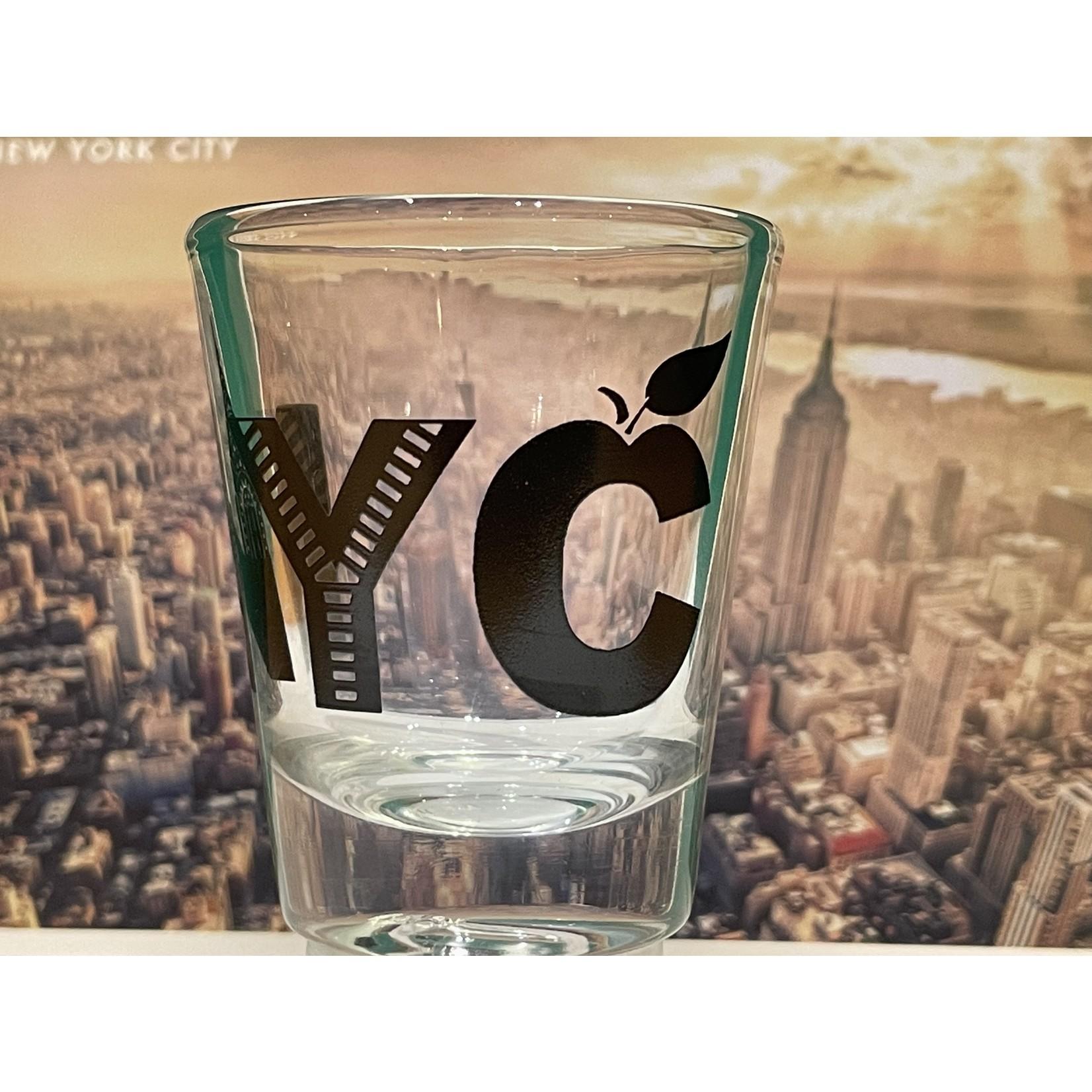 Shot Glass NYC