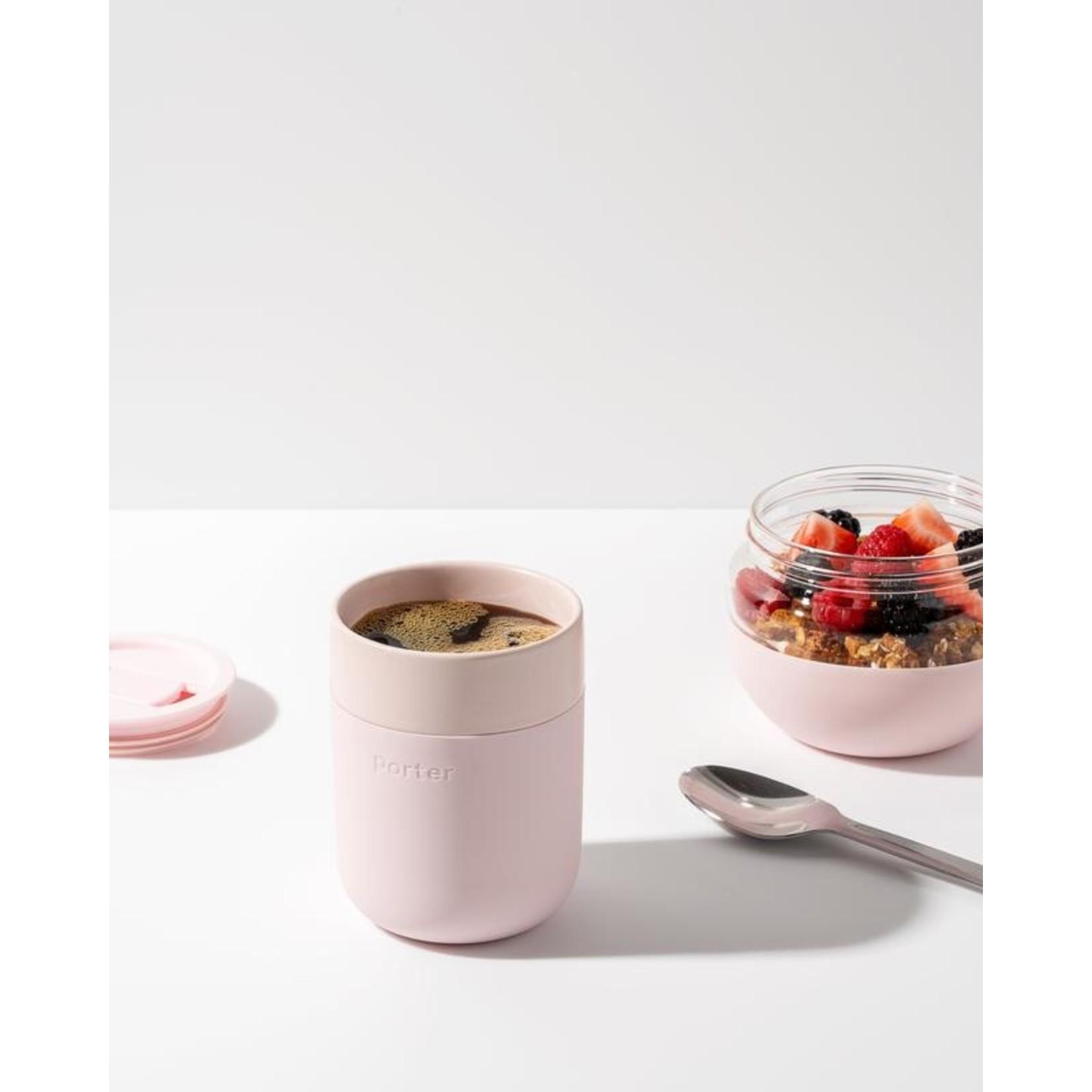 Porter Terrazzo Mug in Blush