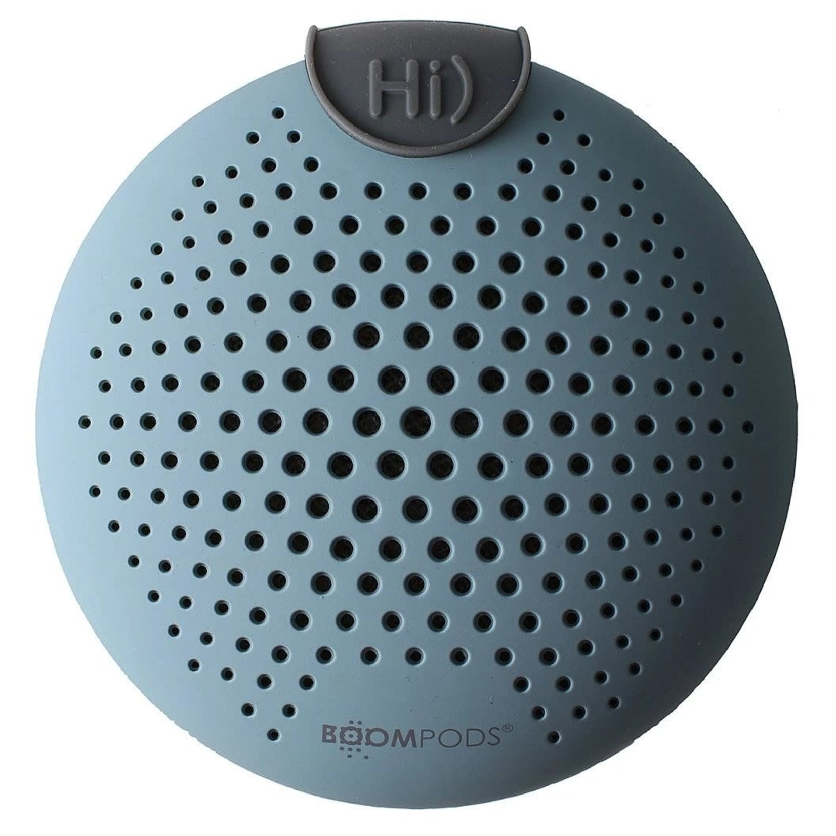 Boompods Soundclip Bluetooth Speaker in Blue