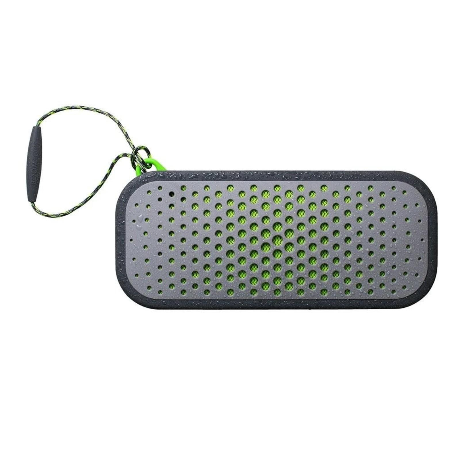 Boompods Blockblaster Bluetooth Speaker in Gray