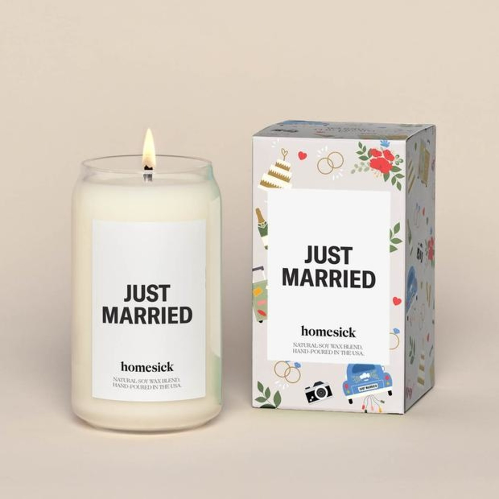 Homesick Candle Line