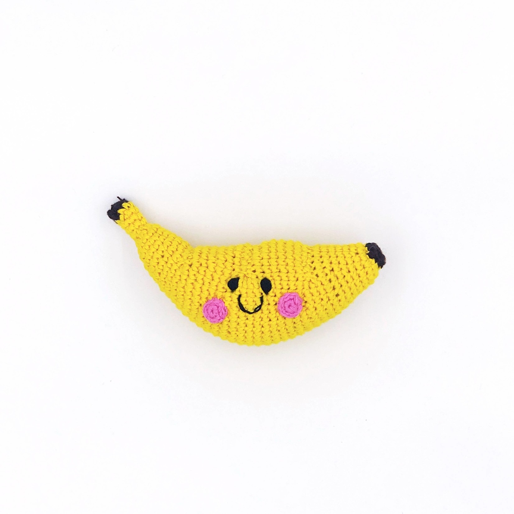Friendly Banana Rattle