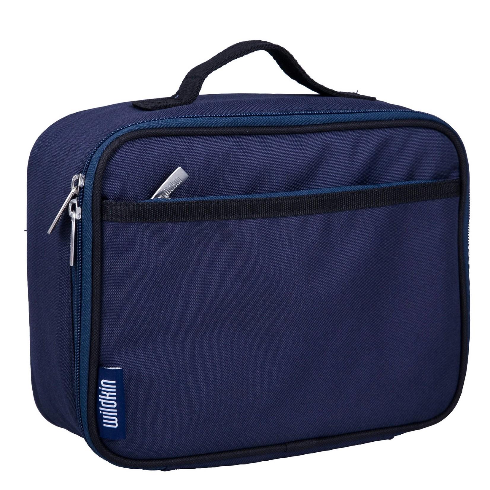 Whale Blue Lunch Box