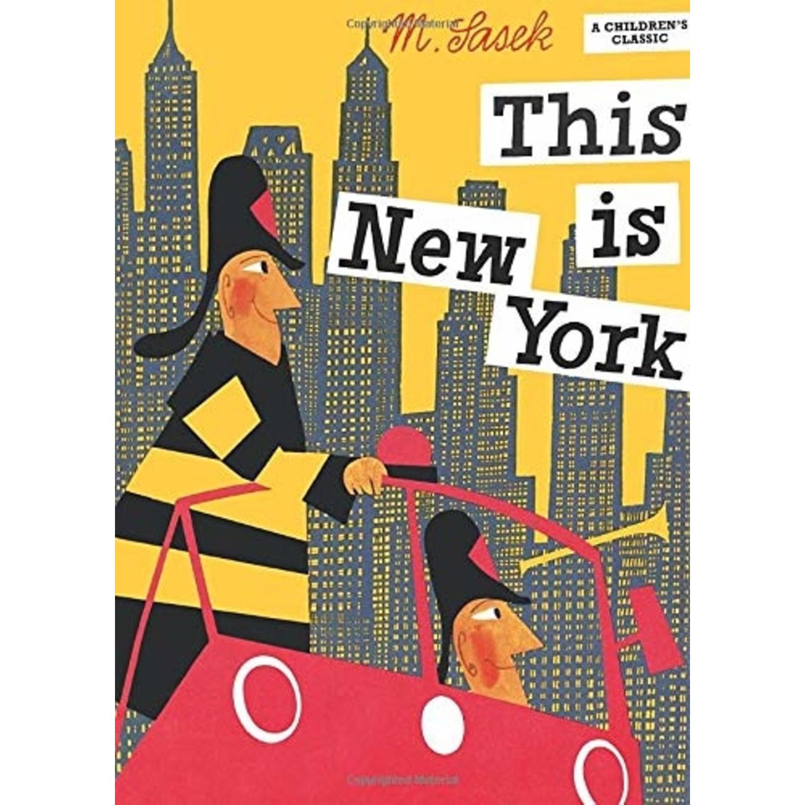 Penguin Random House This is New York
