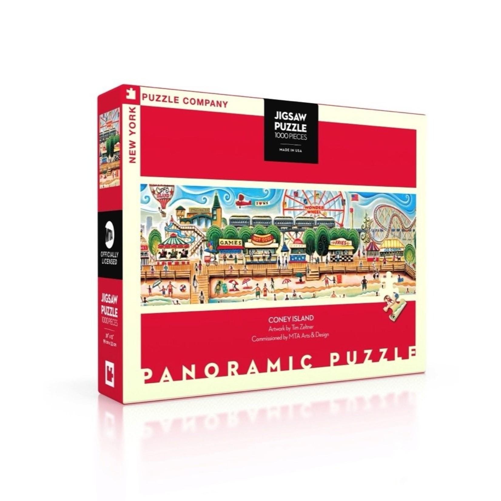 New York Puzzle Company Coney Island Puzzle