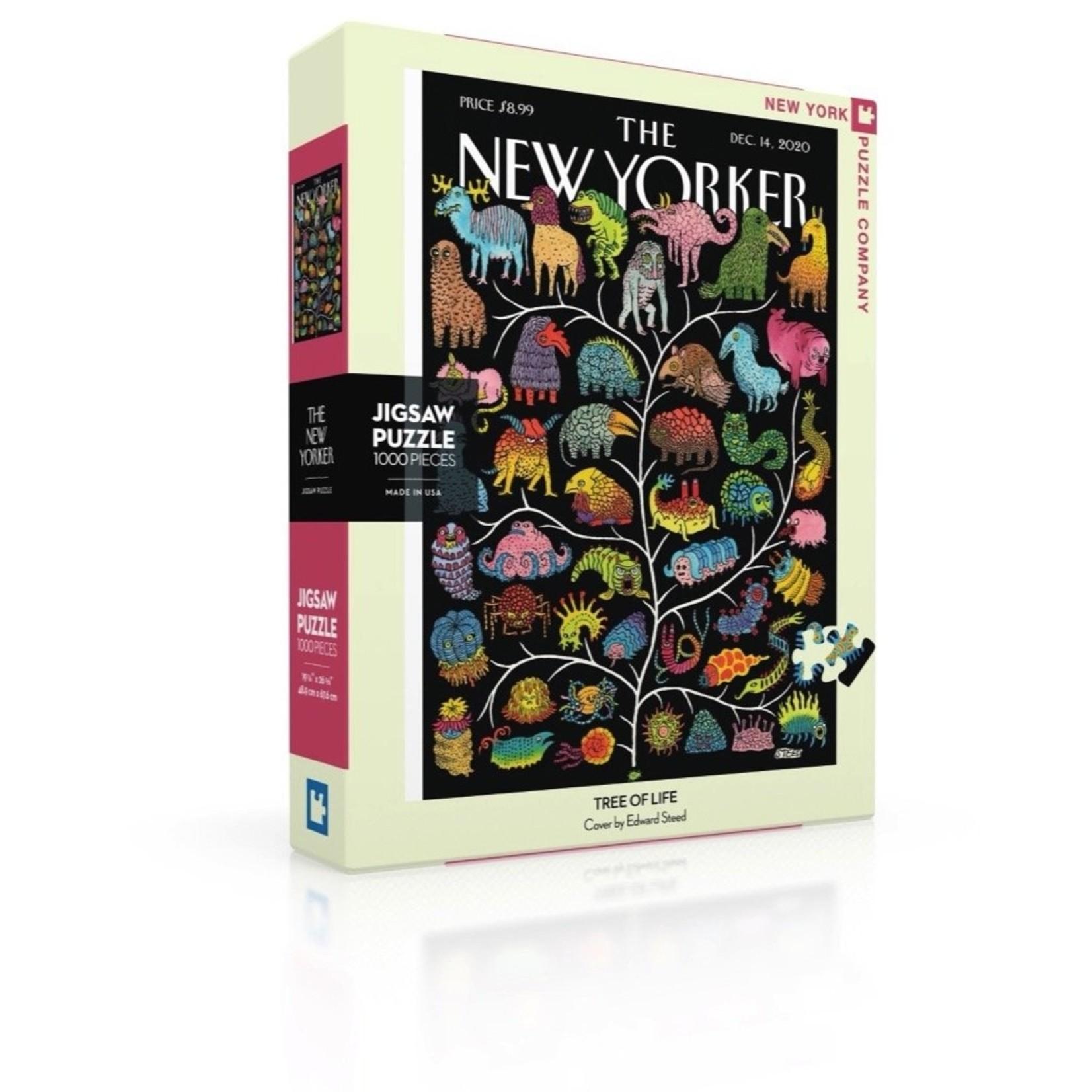 New York Puzzle Company Tree of Life Puzzle